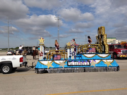 City of Schertz Float